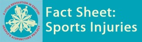 fact sheet - sports injuries